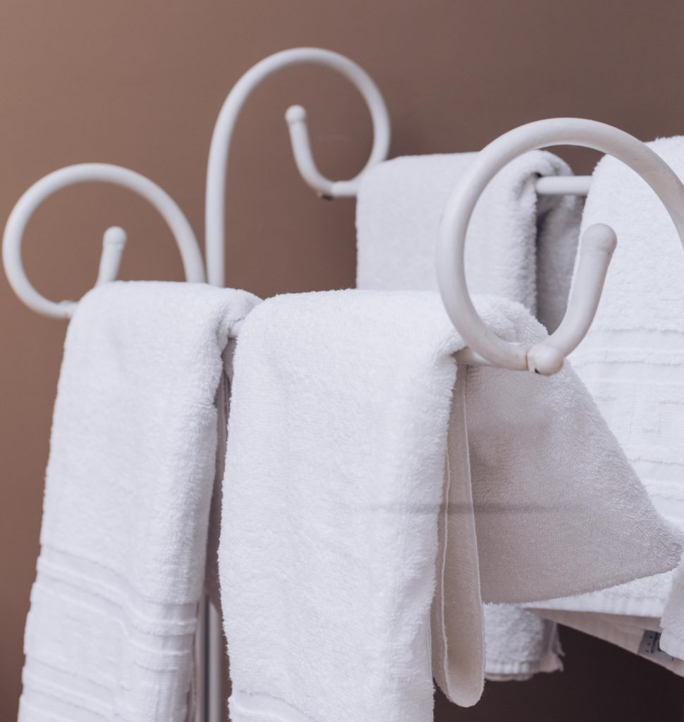 Serviettes de bains